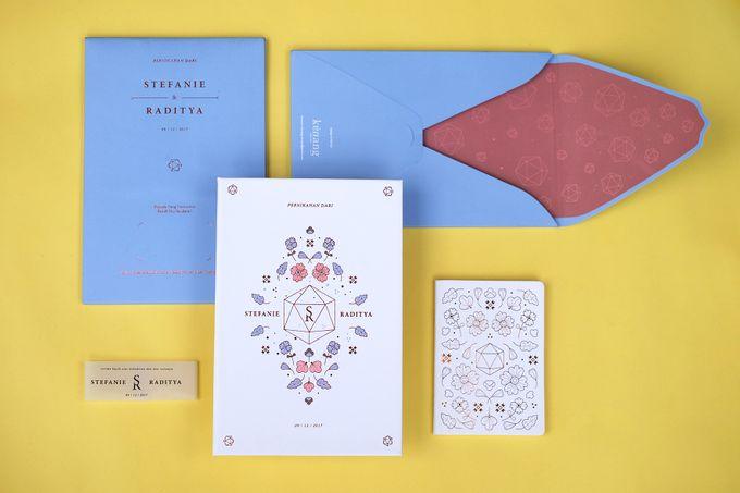 Stefanie & Raditya by Kenang Design - 001