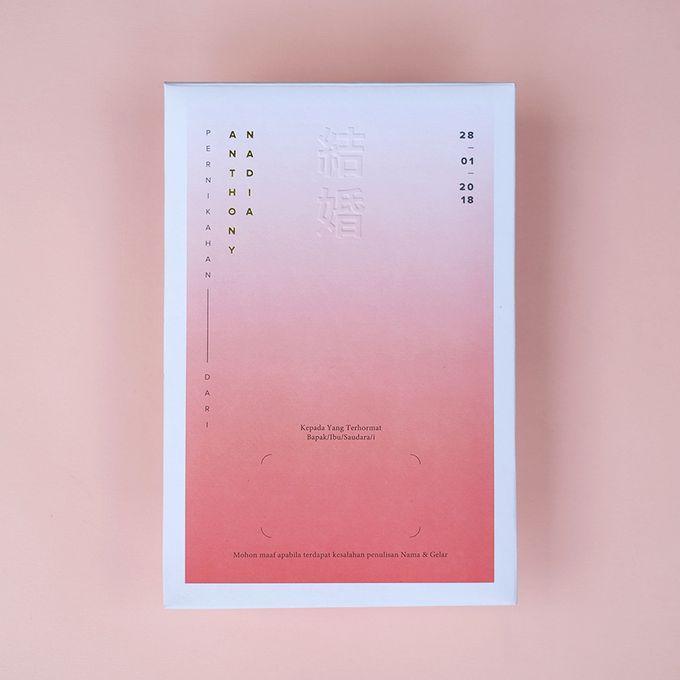 Anthony & Nadia by Kenang Design - 002