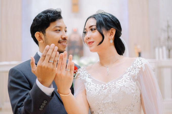 The Wedding Of Vicario & Anneke by Favor Brides - 016