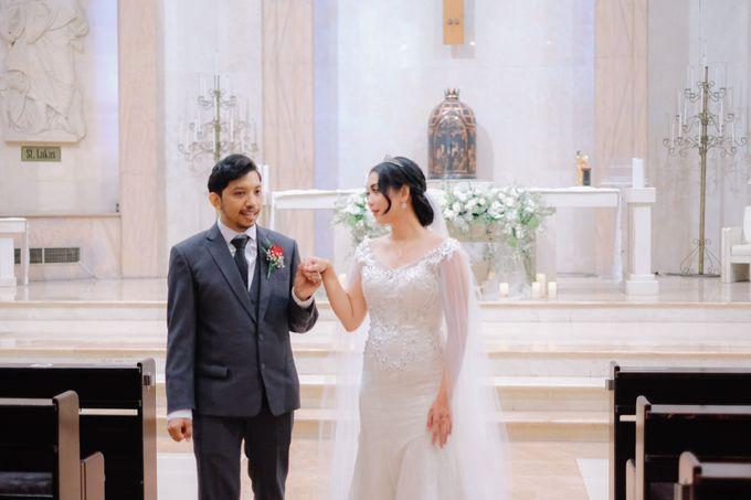 The Wedding Of Vicario & Anneke by Favor Brides - 015