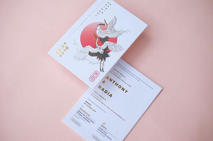 Anthony & Nadia by Kenang Design - 005