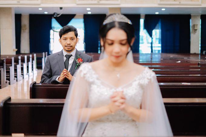 The Wedding Of Vicario & Anneke by Favor Brides - 017