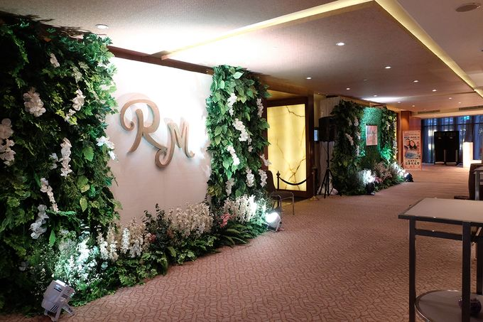 The Wedding of Rio & Melissa by The Swan Decoration - 031