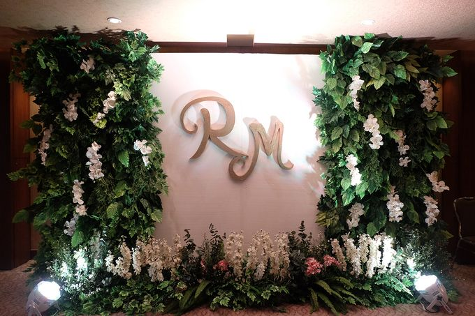 The Wedding of Rio & Melissa by The Swan Decoration - 032