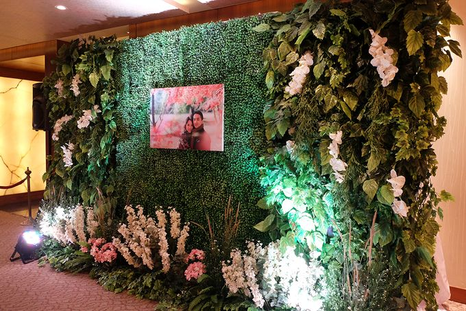 The Wedding of Rio & Melissa by The Swan Decoration - 009
