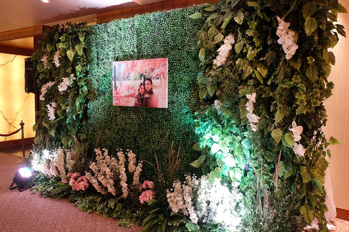 The Wedding of Rio & Melissa by The Swan Decoration - 008