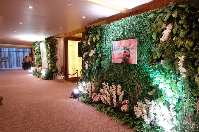 The Wedding of Rio & Melissa by The Swan Decoration - 013