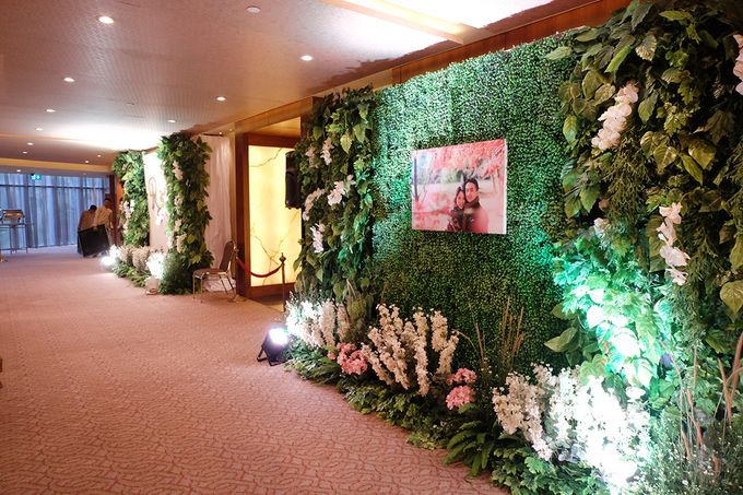 The Wedding of Rio & Melissa by The Swan Decoration - 012