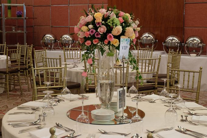 The Wedding of Rio & Melissa by The Swan Decoration - 034