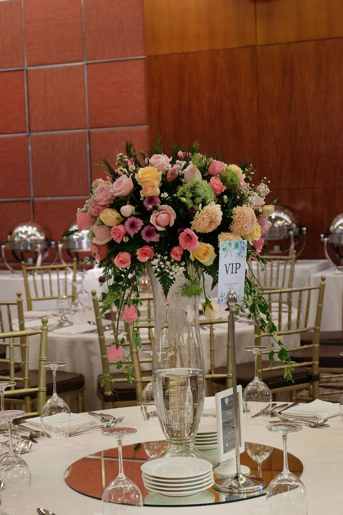 The Wedding of Rio & Melissa by The Swan Decoration - 006