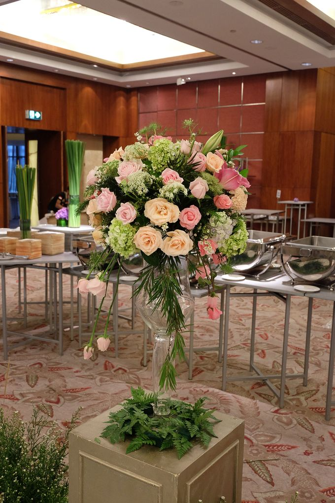 The Wedding of Rio & Melissa by The Swan Decoration - 005