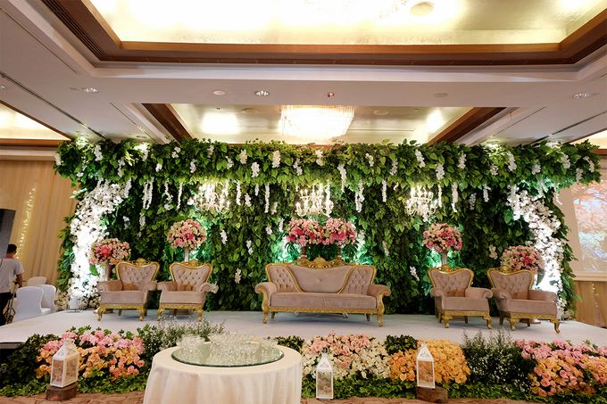The Wedding of Rio & Melissa by The Swan Decoration - 014