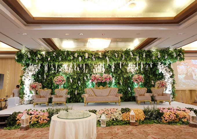 The Wedding of Rio & Melissa by The Swan Decoration - 021