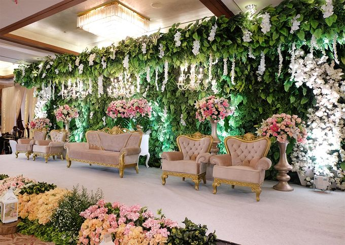 The Wedding of Rio & Melissa by The Swan Decoration - 010