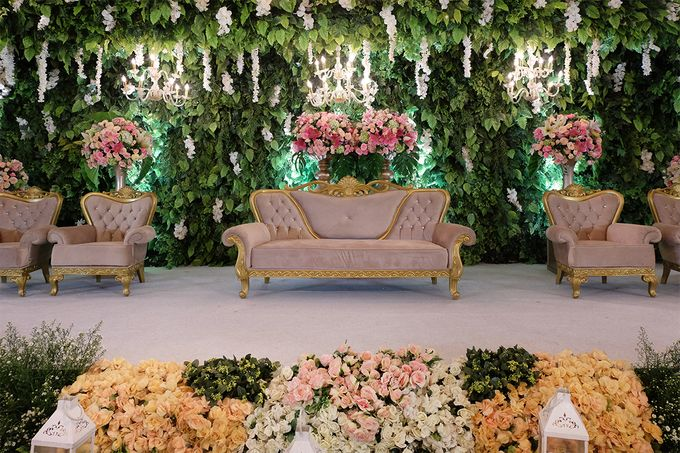 The Wedding of Rio & Melissa by The Swan Decoration - 011