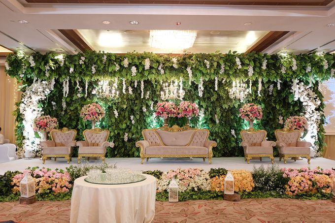 The Wedding of Rio & Melissa by The Swan Decoration - 017