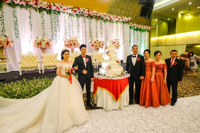 Happy Wedding to Abed & Mega, on 2 November 2019 a by Melani Catering & Organizer - 003