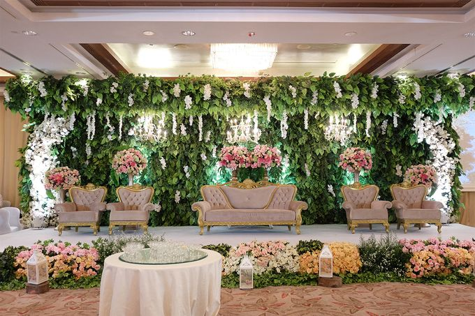 The Wedding of Rio & Melissa by The Swan Decoration - 018