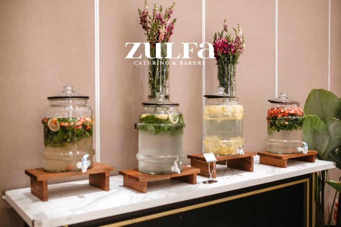 Ridwan & Puspita - 23 February 2019 - Grand Ballroom Sudirman by Zulfa Catering - 036