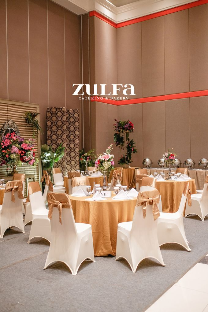 Ridwan & Puspita - 23 February 2019 - Grand Ballroom Sudirman by Zulfa Catering - 039