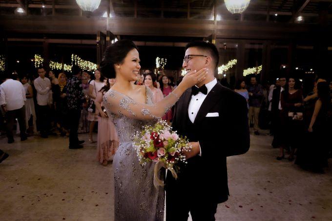 Putri & Maendra Wedding by Wong Hang Distinguished Tailor - 002