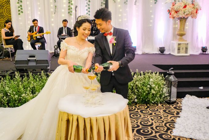 Happy Wedding to Abed & Mega, on 2 November 2019 a by Melani Catering & Organizer - 008