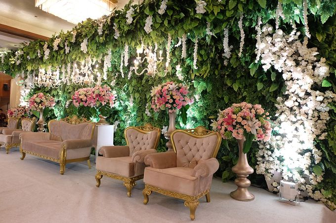 The Wedding of Rio & Melissa by The Swan Decoration - 016