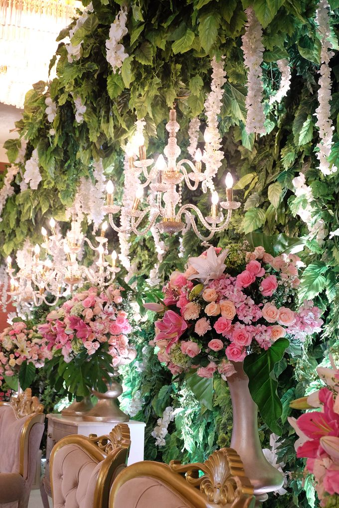 The Wedding of Rio & Melissa by The Swan Decoration - 002