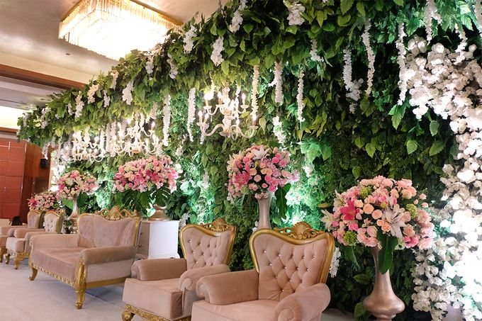 The Wedding of Rio & Melissa by The Swan Decoration - 015