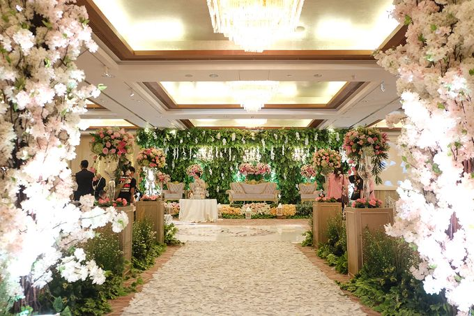 The Wedding of Rio & Melissa by The Swan Decoration - 029