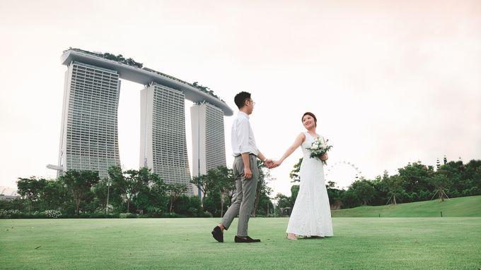Ken & Kiya Gardens By The Bay Pre-wedding Shoot by Jen's Obscura (aka Jchan Photography) - 002