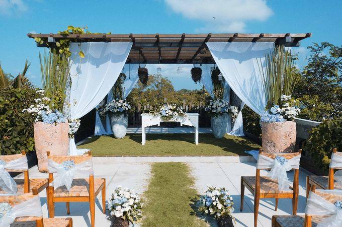 Garden Rooftop Wedding by Bisma Eight - 006