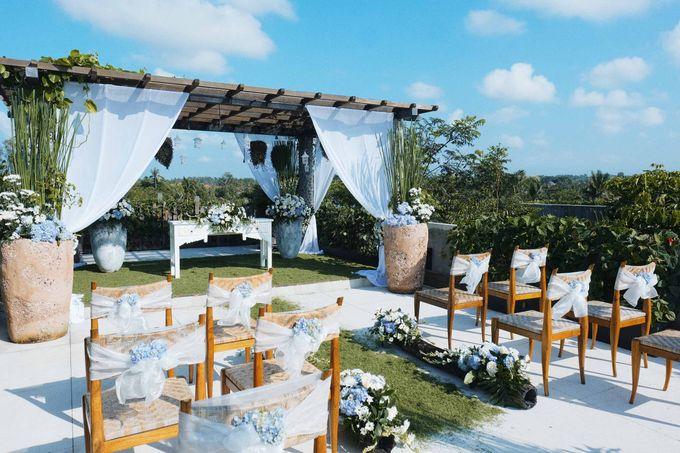 Garden Rooftop Wedding by Bisma Eight - 004
