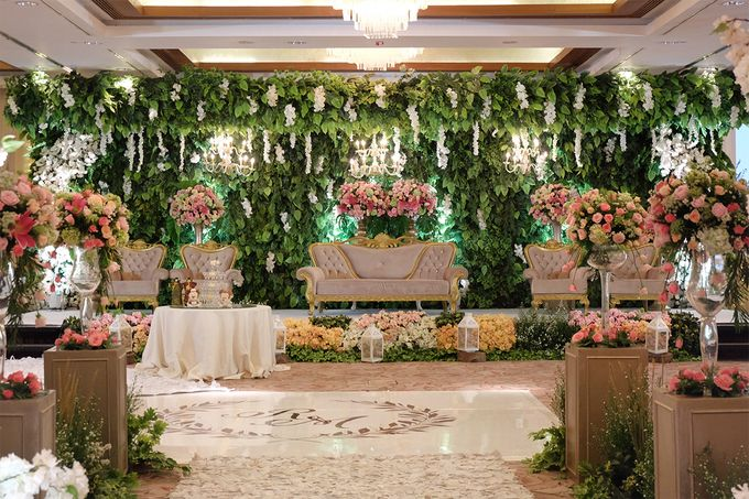 The Wedding of Rio & Melissa by The Swan Decoration - 020