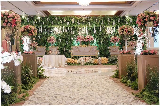 The Wedding of Rio & Melissa by The Swan Decoration - 022