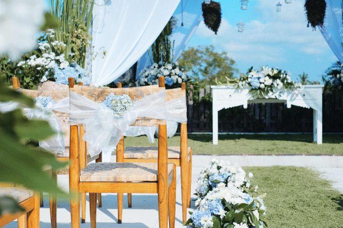 Garden Rooftop Wedding by Bisma Eight - 005
