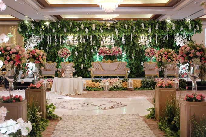 The Wedding of Rio & Melissa by The Swan Decoration - 025