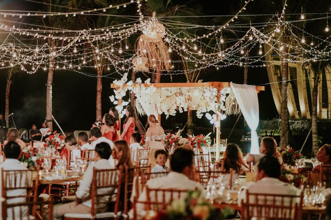Celine and Paul Wedding at kempinski by The Apurva Kempinski Bali - 019