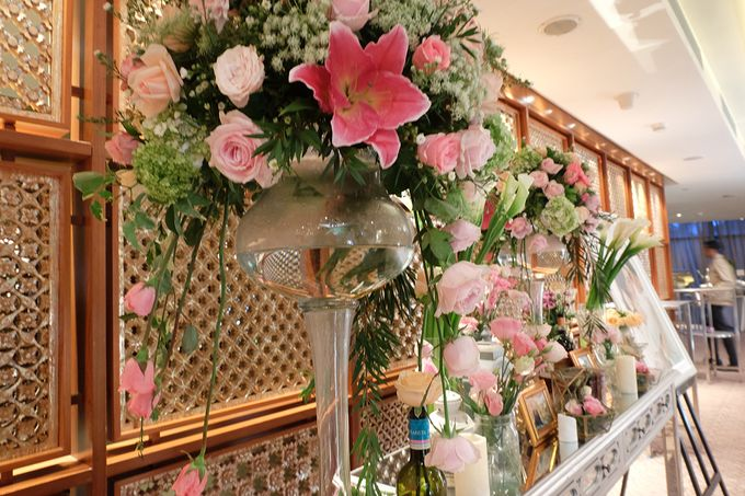 The Wedding of Rio & Melissa by The Swan Decoration - 024