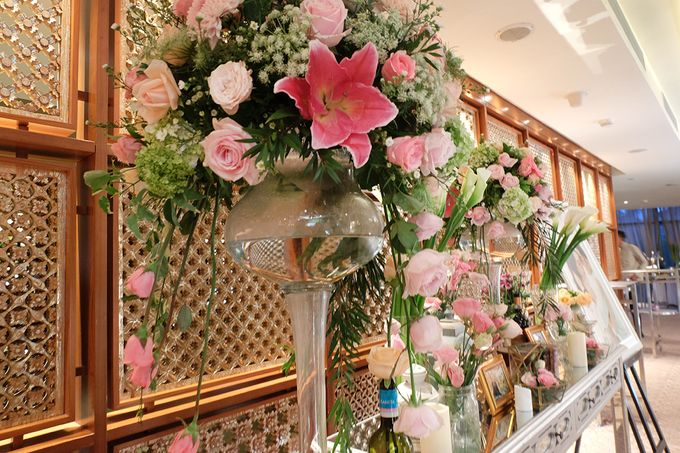 The Wedding of Rio & Melissa by The Swan Decoration - 026