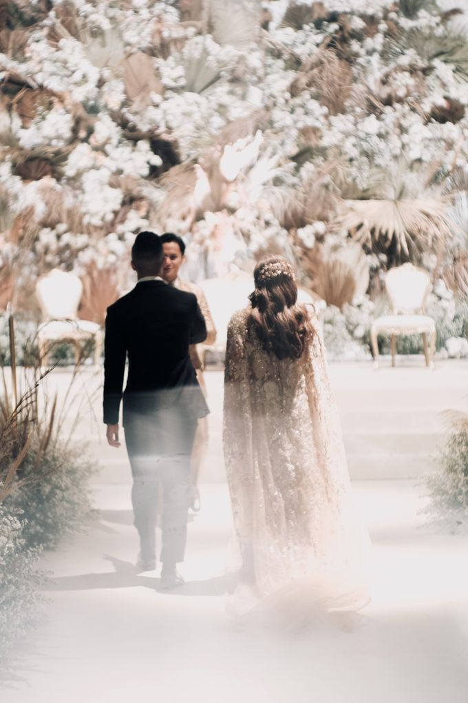 The Wedding of Timothy & Gracia by PRIVATE WEDDING ORGANIZER - 010