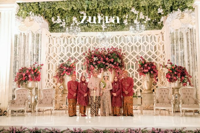 Ridwan & Puspita - 23 February 2019 - Grand Ballroom Sudirman by Zulfa Catering - 004