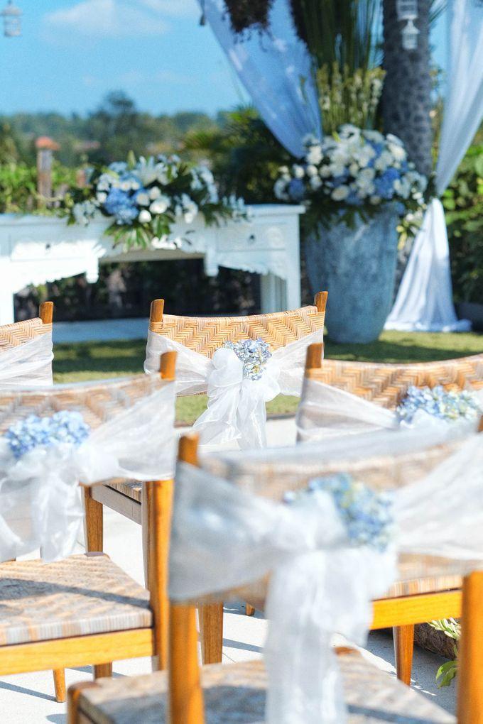 Garden Rooftop Wedding by Bisma Eight - 007