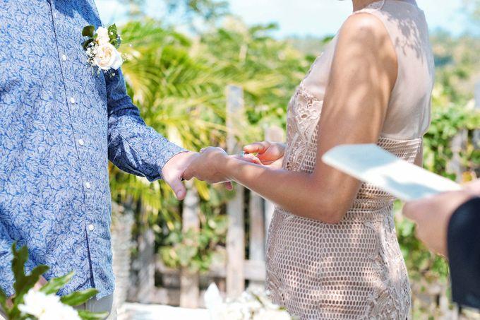 Garden Rooftop Wedding by Bisma Eight - 008