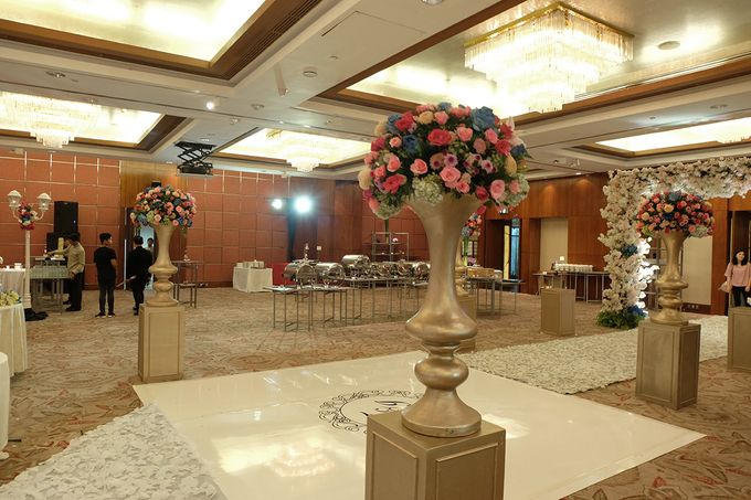 The Wedding of Teddy and Ivana by Mandarin Oriental, Jakarta - 008