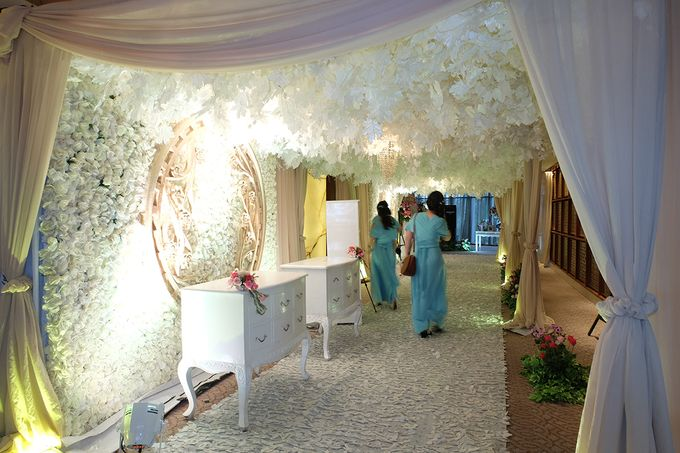 The Wedding of Teddy and Ivana by Mandarin Oriental, Jakarta - 010