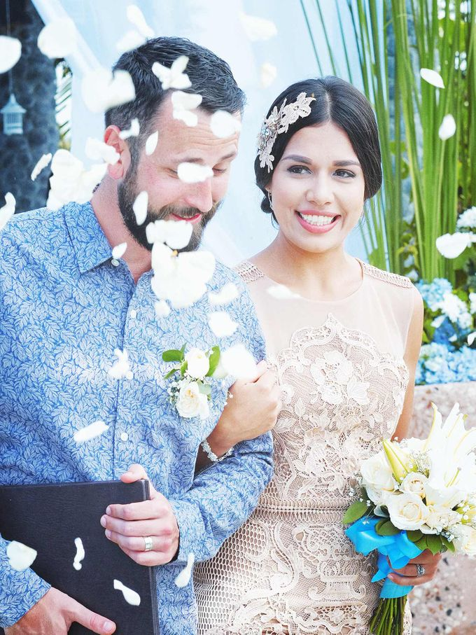 Garden Rooftop Wedding by Bisma Eight - 009