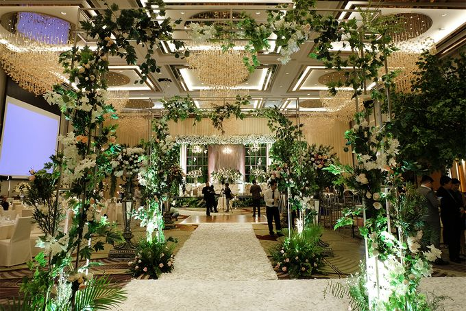 The Wedding of Priyanto & Angie by The Swan Decoration - 001