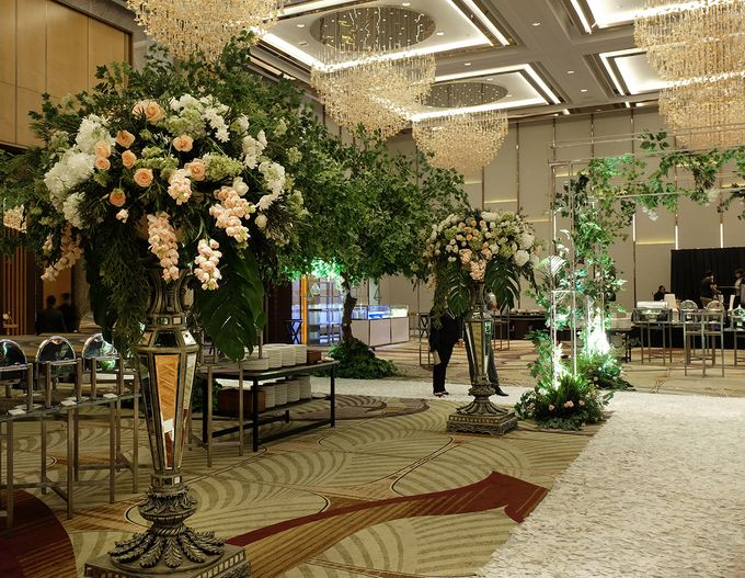 The Wedding of Priyanto & Angie by The Swan Decoration - 003