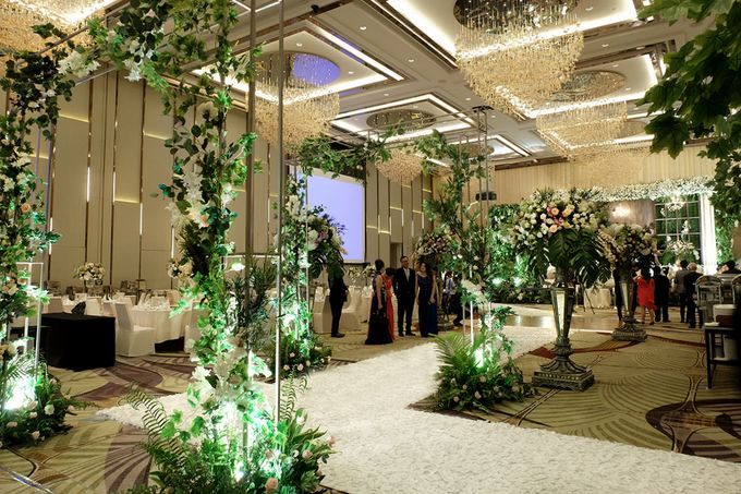 The Wedding of Priyanto & Angie by The Swan Decoration - 004